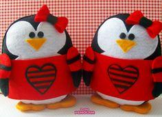 Time de Futebol - Pinguins Flamenguista :)
