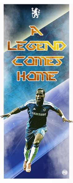 #Drogba The King is back... 003