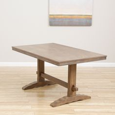 Cooper Dining Table in Provence   Overstock.com Shopping - The Best Deals on Dining Tables