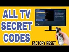 #servicecode ALL TV SERVICE CODES | ALL TV SERVICE MENU | #LED_LCD_PLASMA_CRT_TV SERVICE #CODES_MENU - YouTube