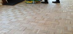 basket weave parquet flooring - Google Search