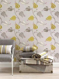 #Osborne & #Little #Wallpaper - #Penrose #Interiors - #Derbyshire