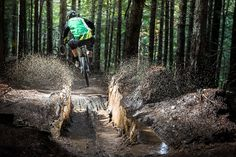 New this year in the Whistler Mountain Bike Park, extended play will be kicking off early. Every Monday and Wednesday night the bike park will be open until 8pm from May 19, 2014 giving you even more time to hit the trails. Photo Credit Robin O Neil