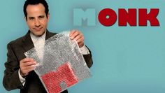 """Monk"" TV Show on USA Network --- It was never the same after Sharona left the show, but still, a solid series for 8 seasons. Tony Shalhoub is a treasure."