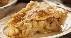 Parce qu'elle est facile à faire, mais pour son bon goût par dessus tout, voici l'unique tarte à la pomme verte !