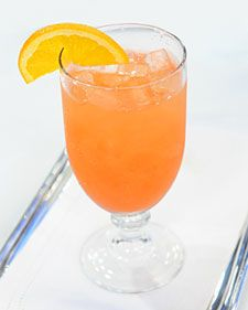For a sweet cocktail treat, try this classic New Orleans rum drink.   Also Try: Dark and Stormy