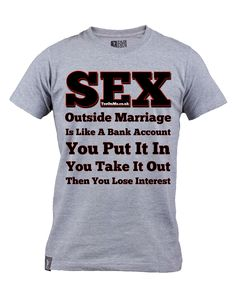 SEX OUTSIDE MARRIAGE, £14.99