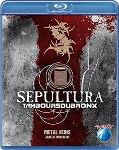 """Il Blu-ray dei #Sepultura intitolato """"Metal veins - Alive at Rock in Rio"""" raccoglie la registrazione dell'esibizione della band al festival Rock In Rio 2013."""