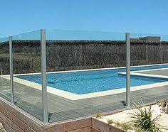 Semi Frameless Glass Pool Fencing Glass Pool Pool Fence