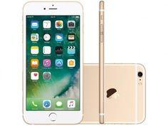 """iPhone 6s Plus Apple 32GB Dourado 4G Tela 5.5"""" - Retina Câmera 5MP iOS 10 Proc. A9 Wi-Fi com as melhores condições você encontra no Magazine Mariaclaudia2. Confira!"""