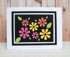 Ann Greenspan's Crafts: Flower Trio
