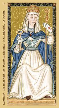 Llewellyn Worldwide - Golden Tarot of the Renaissance: Product Summary