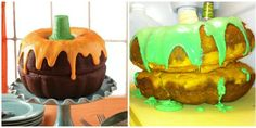 19 Halloween Craft and Recipe Fails - Halloween Pinterest Fails - They should at least get an E for effort #BlizzInternet #HalloweenCrafts