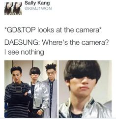 Daesung now knows why GD's hair changed in Monster's MV