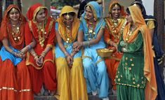 love of india   As mulheres indianas