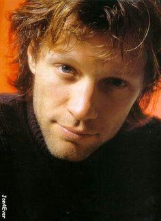 Jon Bon Jovi...those eyes