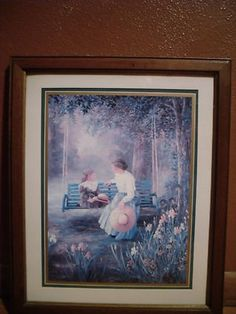 Home Interior picture Home Interiors And Gifts, Crowley, Back In The Day, Childhood Memories, Mary, Happiness, Etsy Shop, Decorations, Frame