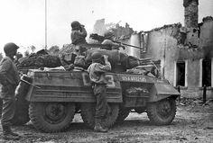 2-AD, Task Force Stokes, Holland, Sept 1944
