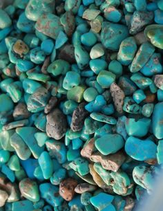 turquoise - attracts love, protects from harm & gives the wearer the ability to see into the future
