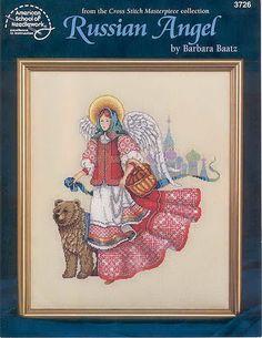3726 Barbara Baatz - Russian Angel