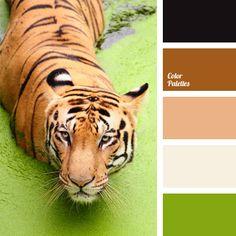 Contrasting Color Palettes   Page 9 of 55   Color Palette Ideas