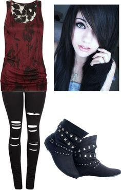 """""""Untitled #136"""" by bvb3666 on Polyvore"""