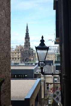 Descubre Edimburgo, la capital de Escocia   #edinburg #edimburgo