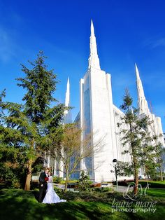 LDS Temple Portland, OR