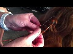 Aveda | Spring/Summer 2013 collection, The Art of Nature. Antoinette Beenders offers a texturizing tip, Aveda Creative Team