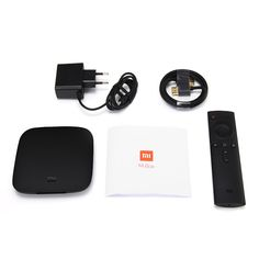[Official International Version] XIAOMI Mi Box 4K H.265 Android Box