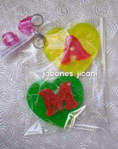 • Jabones Jicani •: Jabones de recuerdo para tu boda