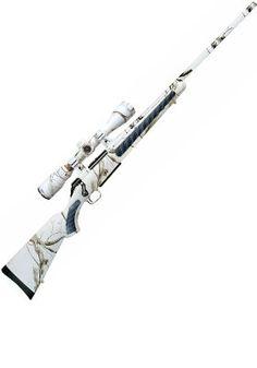 Cabelas Canada - Firearms-Reloading - Centerfire Rifles - Bolt Action Rifles - Thompson/Center Venture Predator Bolt Action Rifle w/ Scope