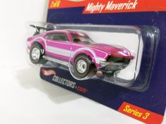 HOT WHEELS 2004 RLC MIGHTY MAVERICK (REAL RIDERS SERIES). Please visit hotkustoms.blogspot.sg/ for more images in gallery. Cheers!