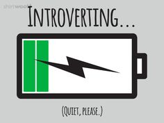 Introverting... for $10 - $13