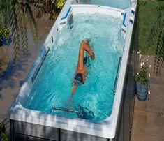 Hidrostyle - Piscina cu sistem Fitness Jacuzzi, Mini Pool, Best Spa, Pool Spa, Cool Suits, Swimming Pools, Fitness, Exterior, Australia
