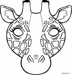 careta de jirafa Musical Rey Leon, Preschool Summer Camp, Safari Crafts, Giraffe Costume, Cardboard Animals, Lion Craft, Afrique Art, Gallery Wall Layout, Felt Mask