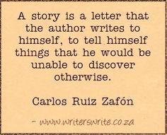 Quotable - Carlos Ruiz Zafón