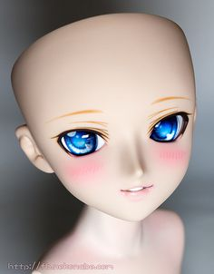 DDH-05 Mouth custom (Official makeup)   Flickr - Photo Sharing!