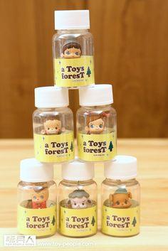 療癒人心的超Q作品又來啦!HOW2WORK - 玩具森林吊飾玩偶第二彈! | 玩具人Toy People News