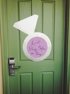 last fling before the ring bachelorette party decor | bach weekend with bridesmaids