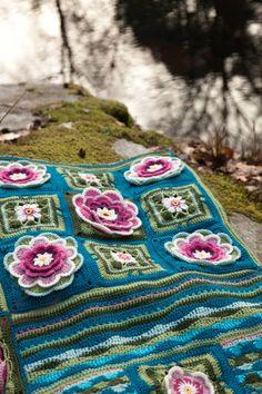 Stylecraft Lily Pond CAL Jane Crowfoot