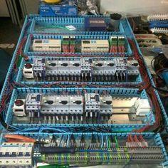 AC power control panel