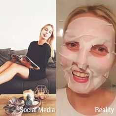 """Gefällt 1,687 Mal, 108 Kommentare - SOCIAL MEDIA VS. REALITY 