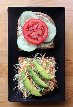 Here's how to build the best vegan sandwich ever.