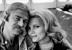 """Minnie and Moskowitz"" (1971) Gena Rowlands and Seymour Cassel"