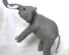 PDF Crochet Pattern A PUG Named Ted by bvoe668 on Etsy