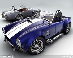 AC Shelby Cobra 427 SC Top cars ~ Aurora Bola Photo Blog - Cool Cars Photo