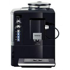 Siemens Kaffee-Vollautomat macchiatoPlus l, 15 bar, 1600 Watt, Cappuccinatore) schwarz Espresso, Keurig, Drip Coffee Maker, Kitchen Appliances, Bar, Simple, Modern, Vending Machines, Black