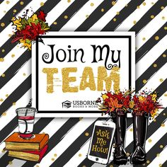 I would LOVE to have YOU, yes YOU on my team this year!! Come check out all the fun at HannahBartonsBookshelf.com or get more information about joining at HannahBartonsBookshelfUsborneBooks.com/join