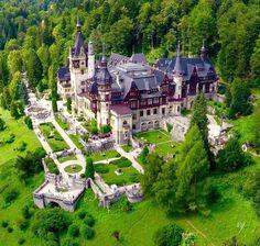 Peles Castle,Romania